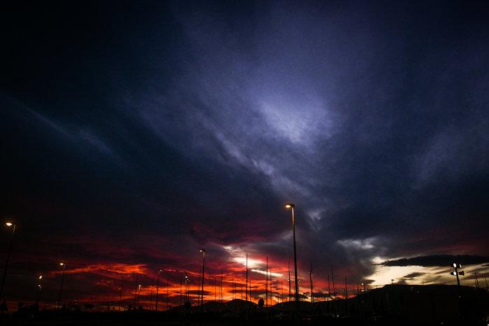 Η Τατιάνα Μπόλαρη φωτογραφίζει το μαγικό ηλιοβασίλεμα - εικόνα 3