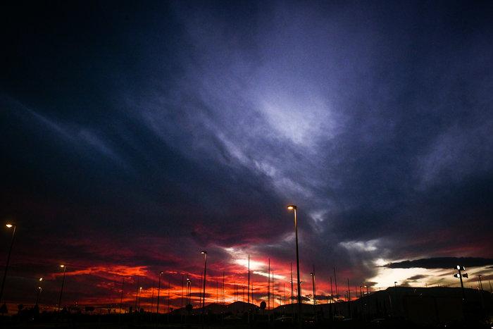 Η Τατιάνα Μπόλαρη φωτογραφίζει το μαγικό ηλιοβασίλεμα - εικόνα 4