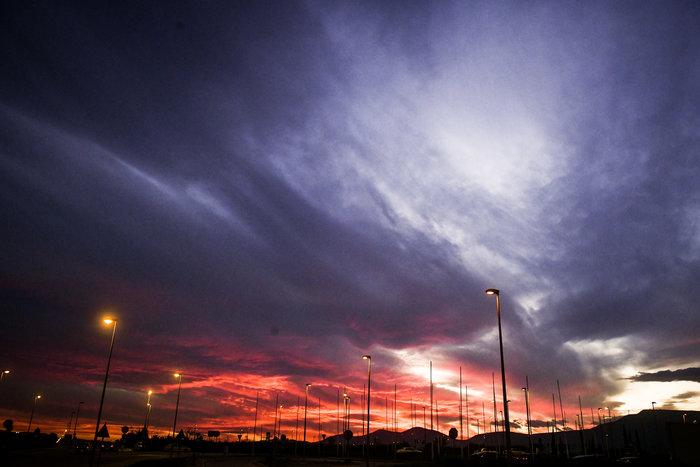 Η Τατιάνα Μπόλαρη φωτογραφίζει το μαγικό ηλιοβασίλεμα - εικόνα 5