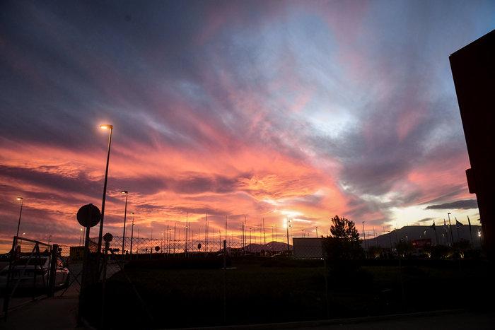 Η Τατιάνα Μπόλαρη φωτογραφίζει το μαγικό ηλιοβασίλεμα - εικόνα 6