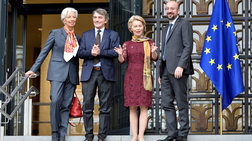 Ανέλαβαν οι νέοι ηγέτες της ΕΕ-Δέκα χρόνια έκλεισε η Συνθήκη της Λισαβόνας