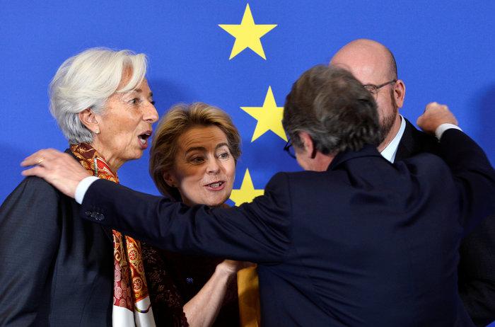 Ανέλαβαν οι νέοι ηγέτες της ΕΕ-Δέκα χρόνια έκλεισε η Συνθήκη της Λισαβόνας - εικόνα 2