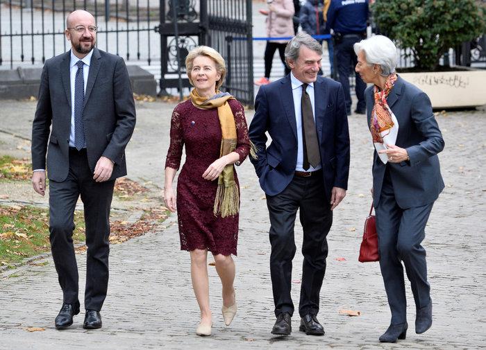 Ανέλαβαν οι νέοι ηγέτες της ΕΕ-Δέκα χρόνια έκλεισε η Συνθήκη της Λισαβόνας - εικόνα 3