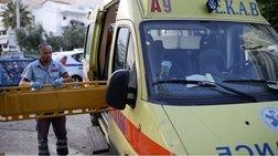 Θεσσαλονίκη: Τροχαίο με μοτοσικλέτα - Τραυματίας ο αναβάτης