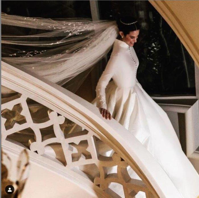 Γάμος Καίσαρη:Χολιγουντιανό πάρτι σε αποθήκη στο Ελληνικό που έκαναν παλάτι - εικόνα 2