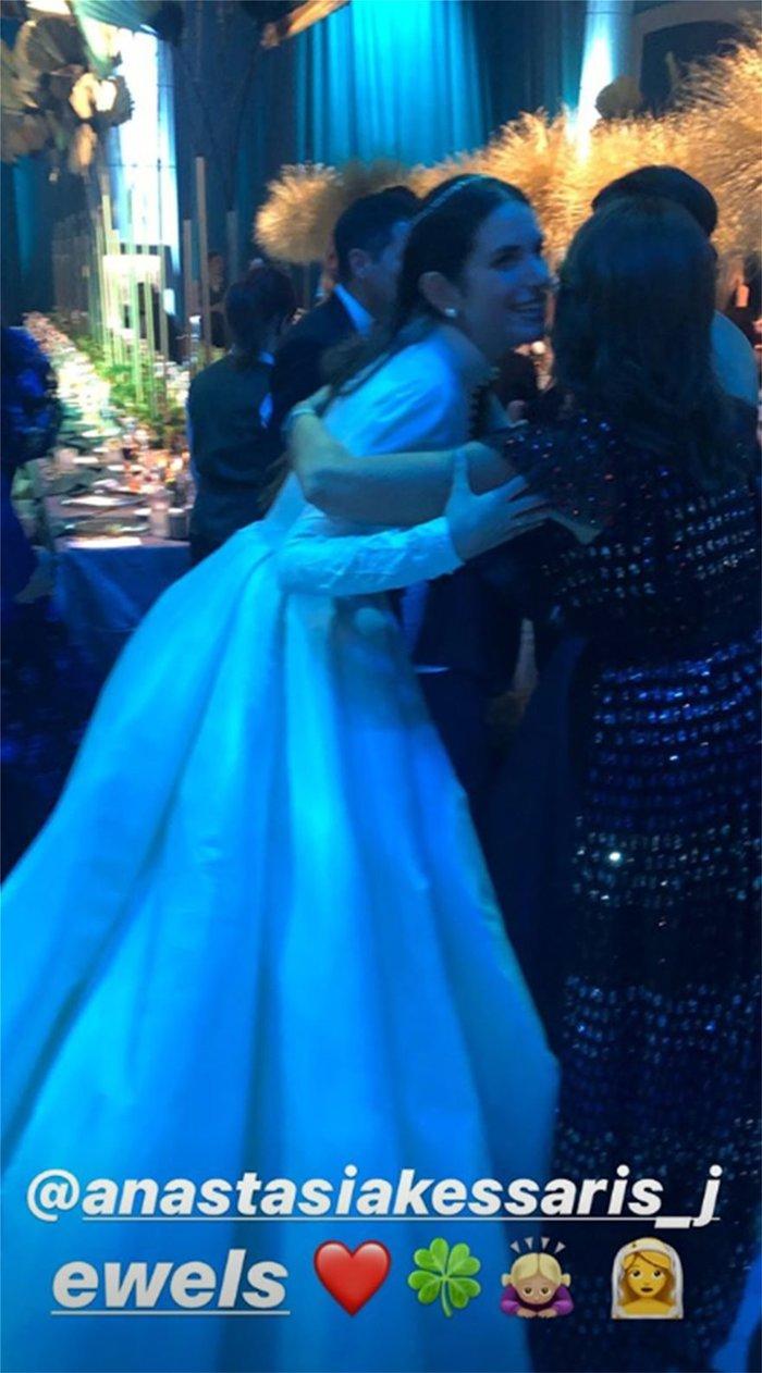 Γάμος Καίσαρη:Χολιγουντιανό πάρτι σε αποθήκη στο Ελληνικό που έκαναν παλάτι - εικόνα 9