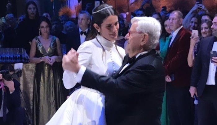 Γάμος Καίσαρη:Χολιγουντιανό πάρτι σε αποθήκη στο Ελληνικό που έκαναν παλάτι - εικόνα 4