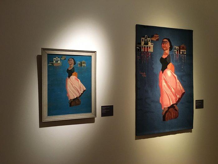 Μια βόλτα στην έκθεση Υφάνσεις του Μουσείου Μπενάκη