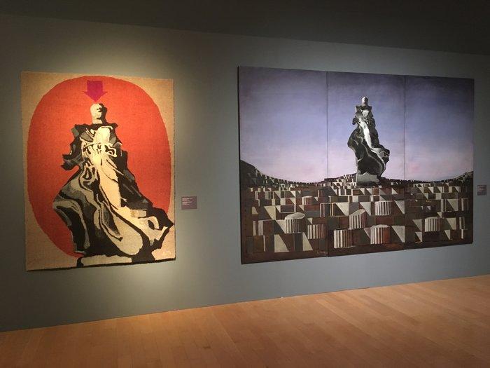 Μια βόλτα στην έκθεση Υφάνσεις του Μουσείου Μπενάκη - εικόνα 7