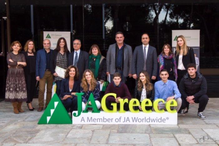Η μαθητική επιχειρηματικότητα στο επίκεντρο με την Hμερίδα του JA Greece - εικόνα 3