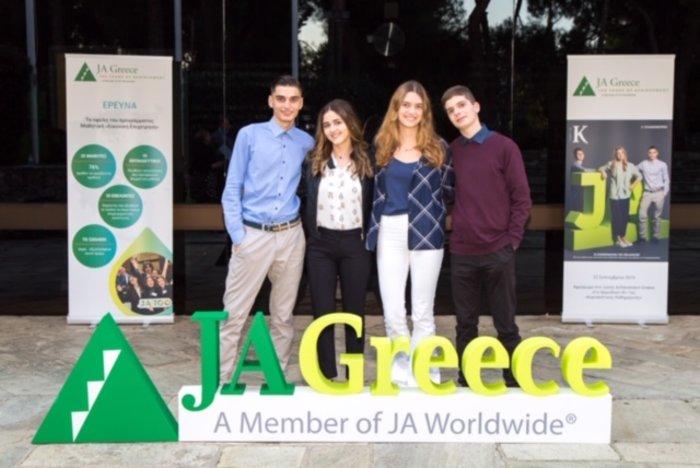 Η μαθητική επιχειρηματικότητα στο επίκεντρο με την Hμερίδα του JA Greece - εικόνα 4