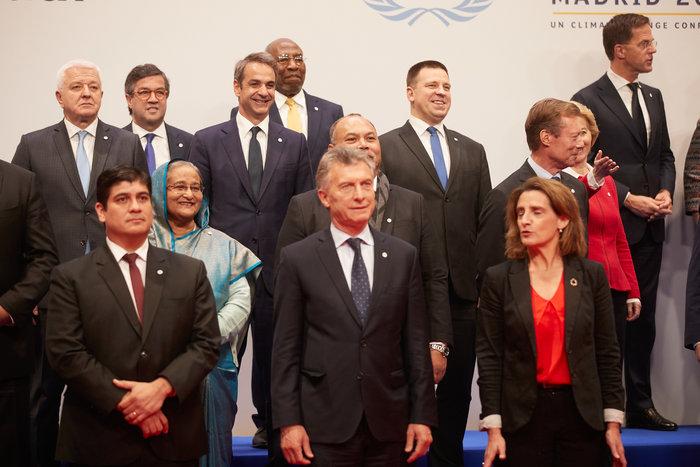 Μητσοτάκης στον ΟΗΕ: Παγκόσμια απειλή η κλιματική αλλαγή - εικόνα 3