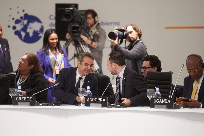 Μητσοτάκης στον ΟΗΕ: Παγκόσμια απειλή η κλιματική αλλαγή - εικόνα 5