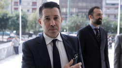Novartis: Καταθέτει ο μάρτυρας - «φωτιά» Νίκος Μανιαδάκης