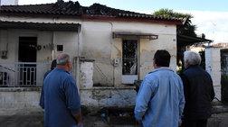 Αναστάτωση στο Ρέθυμνο: Σπίτι τυλίχτηκε στις φλόγες