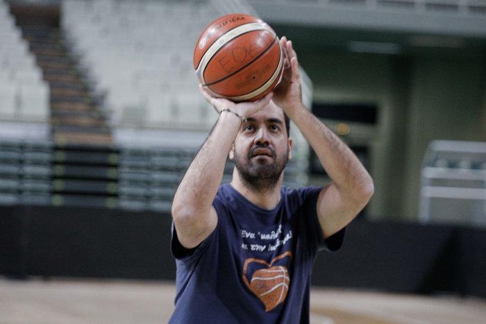 Η ΝΔ πήρε μπάλα και παίζει μπάσκετ [εικόνες] - εικόνα 2