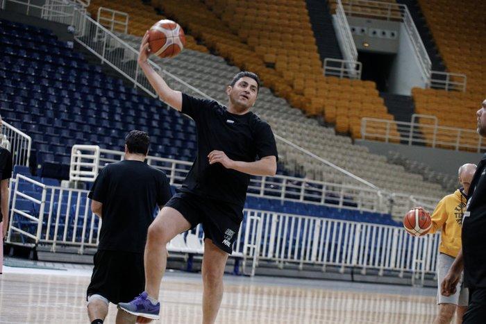 Η ΝΔ πήρε μπάλα και παίζει μπάσκετ [εικόνες] - εικόνα 4