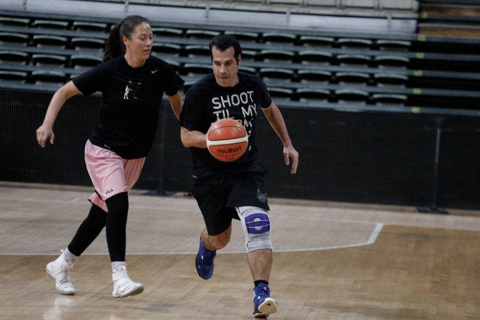 Η ΝΔ πήρε μπάλα και παίζει μπάσκετ [εικόνες] - εικόνα 6