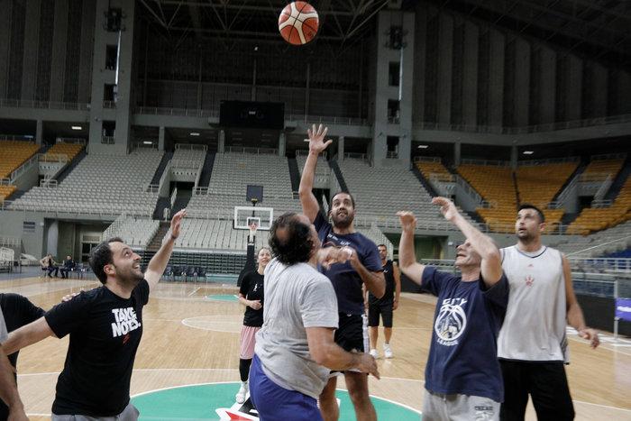 Η ΝΔ πήρε μπάλα και παίζει μπάσκετ [εικόνες] - εικόνα 7