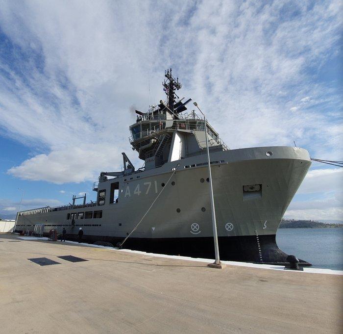 «Άτλαντας»: Αυτό είναι τo νέο πλοίο του Πολεμικού Ναυτικού - εικόνα 4