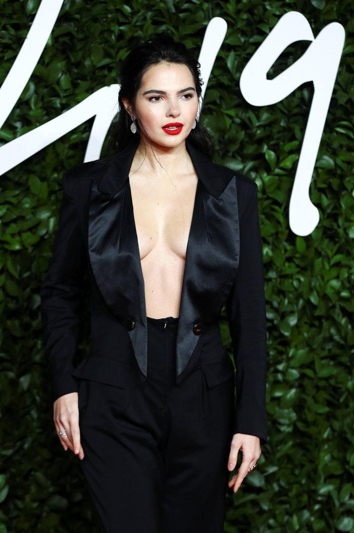 Οι πιο hot εμφανίσεις στα βραβεία της μόδας στο Λονδίνο