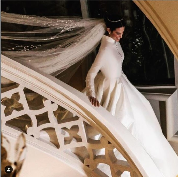 Γάμος Kαίσαρη: Ο γάμος της χρονιάς που θύμισε Μπόλιγουντ - Όλα όσα έγιναν - εικόνα 5