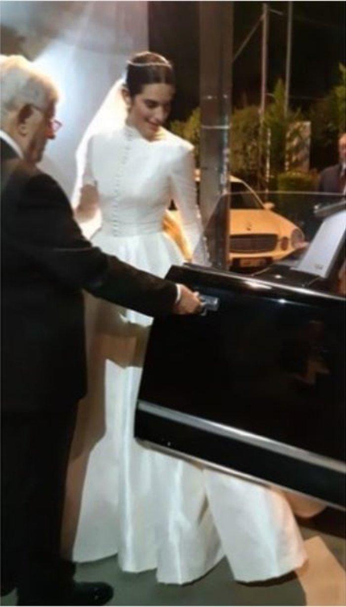 Γάμος Kαίσαρη: Ο γάμος της χρονιάς που θύμισε Μπόλιγουντ - Όλα όσα έγιναν - εικόνα 6