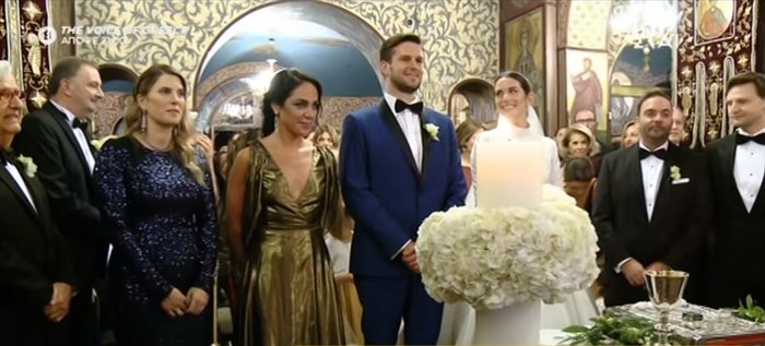 Γάμος Kαίσαρη: Ο γάμος της χρονιάς που θύμισε Μπόλιγουντ - Όλα όσα έγιναν - εικόνα 7