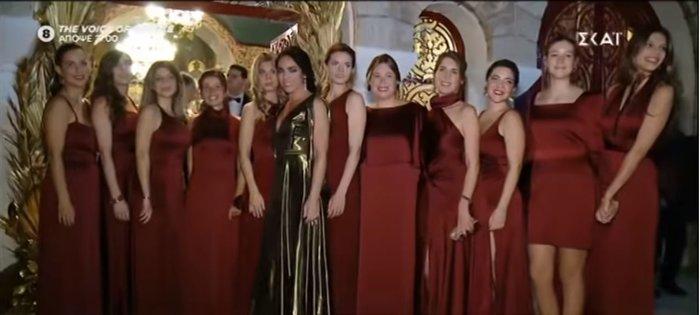Γάμος Kαίσαρη: Ο γάμος της χρονιάς που θύμισε Μπόλιγουντ - Όλα όσα έγιναν - εικόνα 10