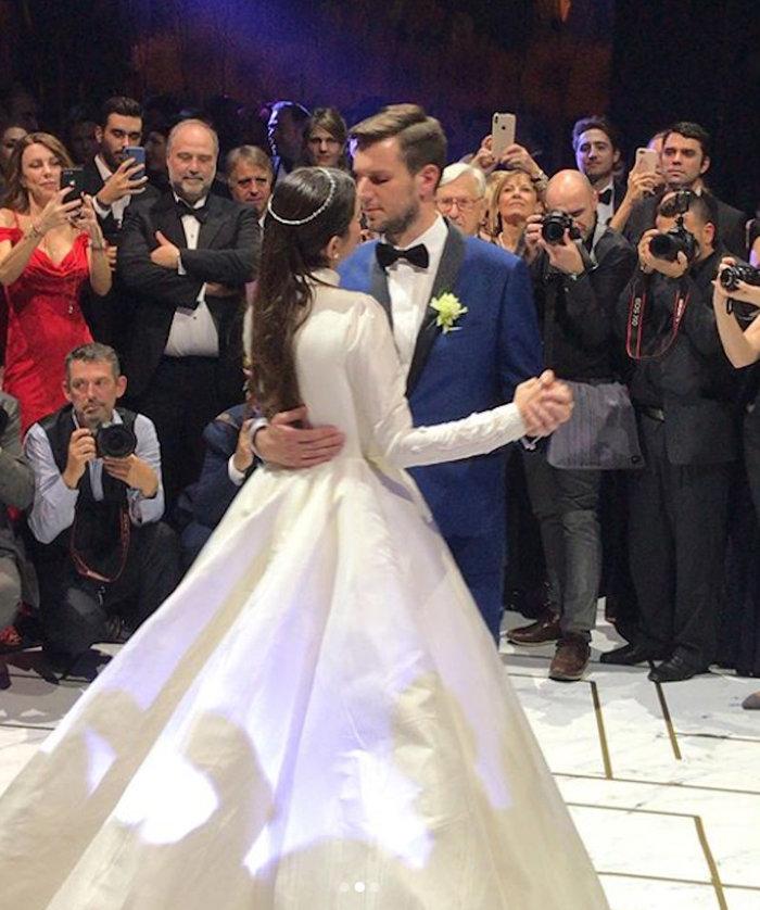 Γάμος Kαίσαρη: Ο γάμος της χρονιάς που θύμισε Μπόλιγουντ - Όλα όσα έγιναν - εικόνα 15
