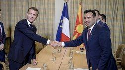 Μητσοτάκης στους FT: Λάθος Μακρόν το «μπλόκο» σε Β. Μακεδονία - Αλβανία