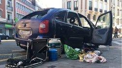 Συναγερμός στη Λιλ λόγω οχήματος με ύποπτα δοχεία