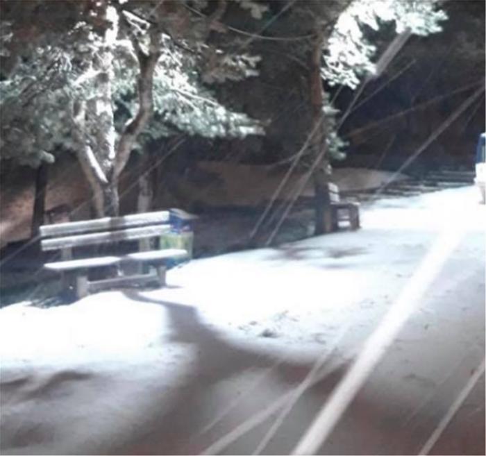 Βαρυχειμωνιά την Τετάρτη -  Στα λευκά περιοχές της Βόρειας Ελλάδας (φωτό) - εικόνα 2