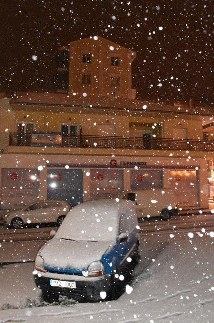 Η πρόγνωση από το meteo του αστεροσκοπείου: Χιόνια & τσουχτερό κρύο - εικόνα 3
