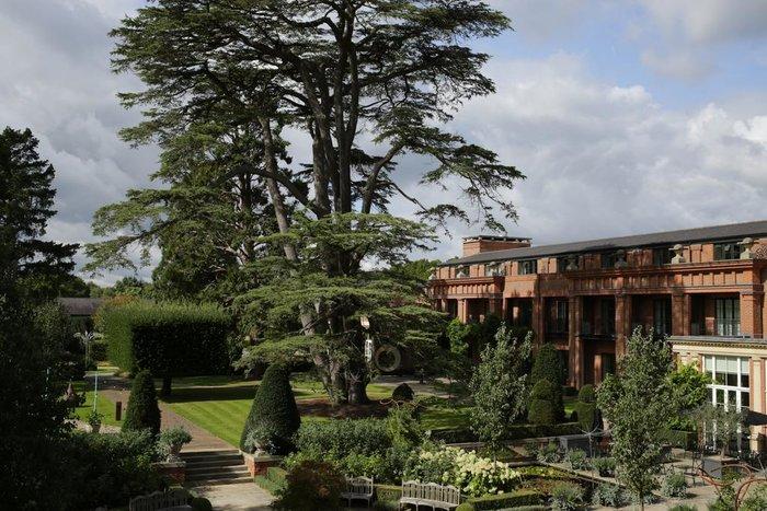 Εδώ θα γίνει η συνάντηση Μητσοτάκη-Ερντογάν: Ξενοδοχείο-κάστρο [εικόνες] - εικόνα 7