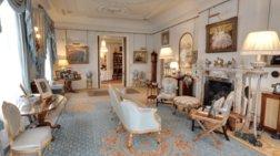 Μέσα στο ιδιωτικό σαλόνι του Καρόλου και της Καμίλα στο Clarence House