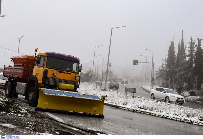 Τσουχτερό κρύο σε όλη τη χώρα: Το έστρωσε για τα καλα΄- Τα πρώτα προβλήματα - εικόνα 2