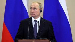 Πούτιν: Οι ΗΠΑ βλέπουν το Διάστημα ως «θέατρο πολέμου»