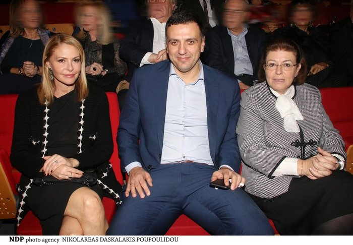 """Επίσημη πρεμιέρα """"Κι από Σμύρνη… Σαλονίκη"""".Τζένη Μπαλατσινού-Βασίλης Κικίλιας-Λίνα Μενδώνη"""