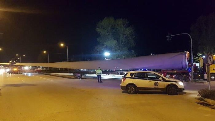 Ιωάννινα: Οχημα-μαμούθ 74 μέτρων άφησε άφωνους τους πάντες [εικόνες] - εικόνα 2