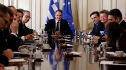 Οι προτάσεις Μητσοτάκη για τον ευρωπαϊκό μηχανισμό επιστροφών