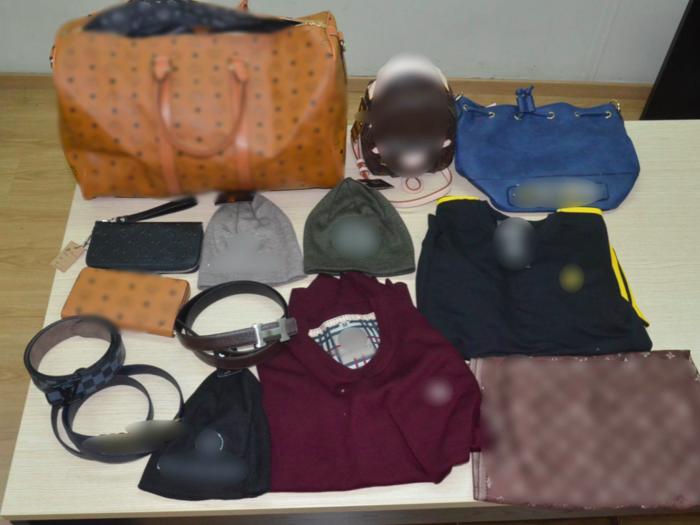 Λαβράκι της ΕΛΑΣ: Βρήκε 974 προϊόντα μαϊμού σε καταστήματα - εικόνα 3