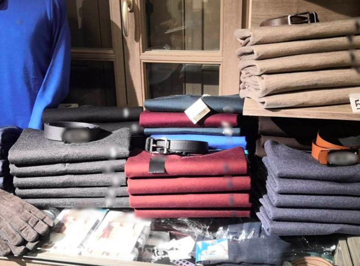 Λαβράκι της ΕΛΑΣ: Βρήκε 974 προϊόντα μαϊμού σε καταστήματα - εικόνα 4
