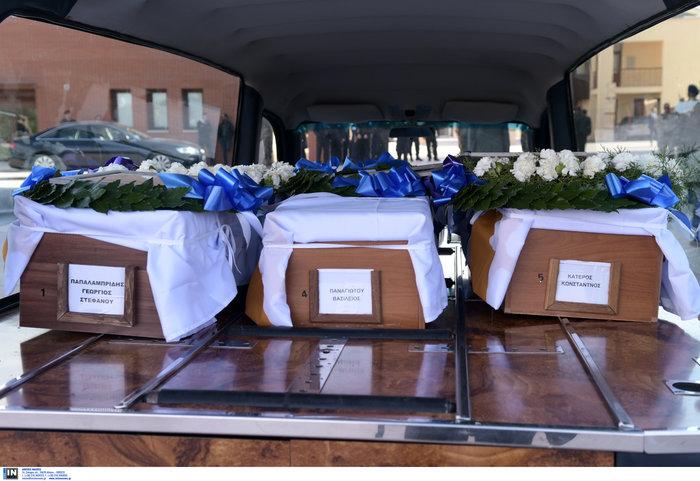 Επέστρεψαν στην Ελλάδα τα λείψανα έξι ηρώων της Κύπρου