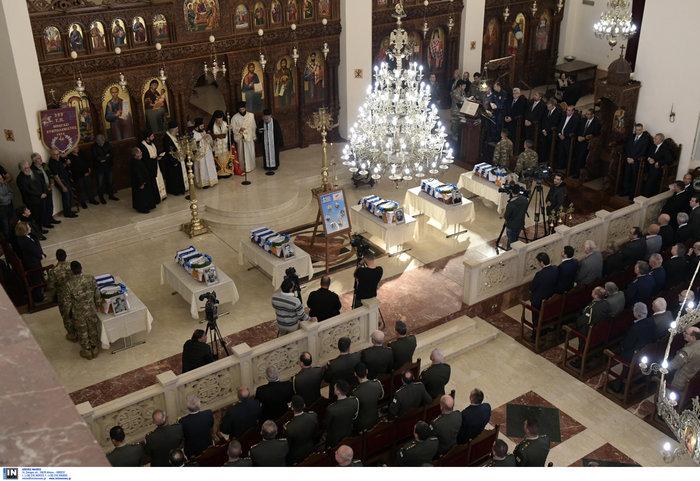 Επέστρεψαν στην Ελλάδα τα λείψανα έξι ηρώων της Κύπρου - εικόνα 7