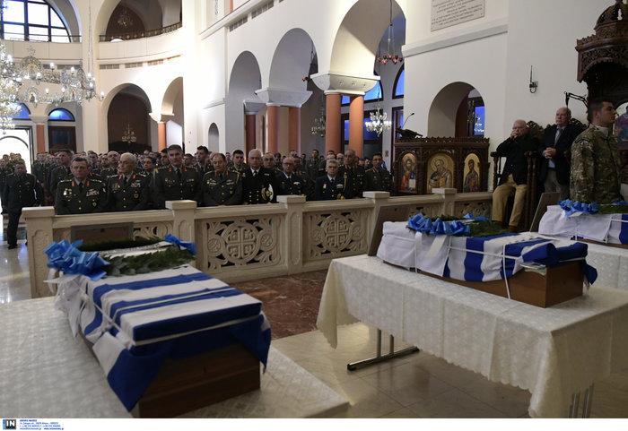 Επέστρεψαν στην Ελλάδα τα λείψανα έξι ηρώων της Κύπρου - εικόνα 8