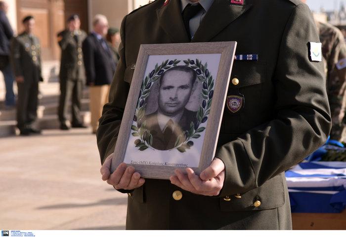 Επέστρεψαν στην Ελλάδα τα λείψανα έξι ηρώων της Κύπρου - εικόνα 10