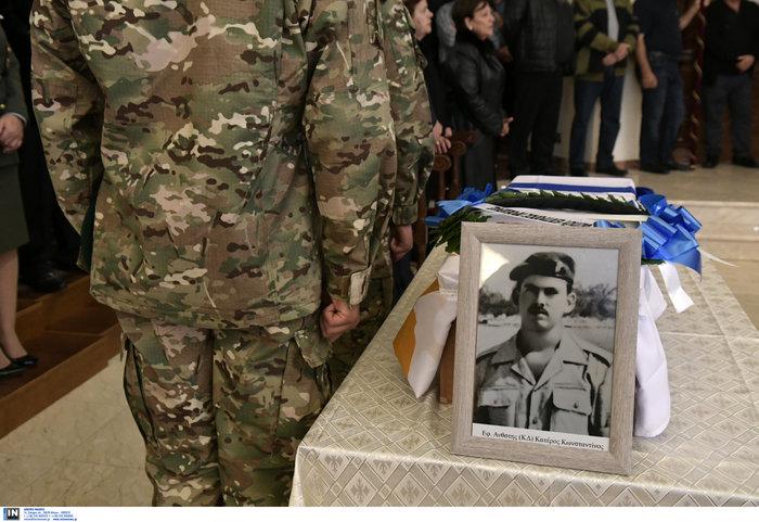 Επέστρεψαν στην Ελλάδα τα λείψανα έξι ηρώων της Κύπρου - εικόνα 11