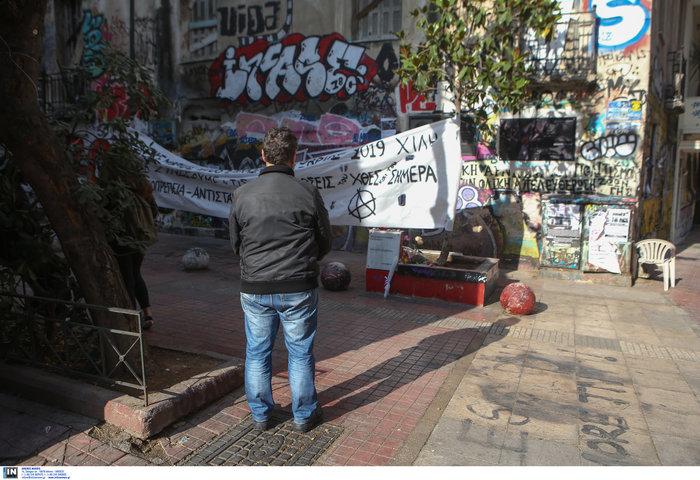 Πως είναι σήμερα το σημείο που δολοφονήθηκε ο Γρηγορόπουλος [εικόνες] - εικόνα 3