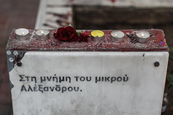 Πως είναι σήμερα το σημείο που δολοφονήθηκε ο Γρηγορόπουλος [εικόνες] - εικόνα 6